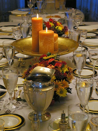 fancy table - 6
