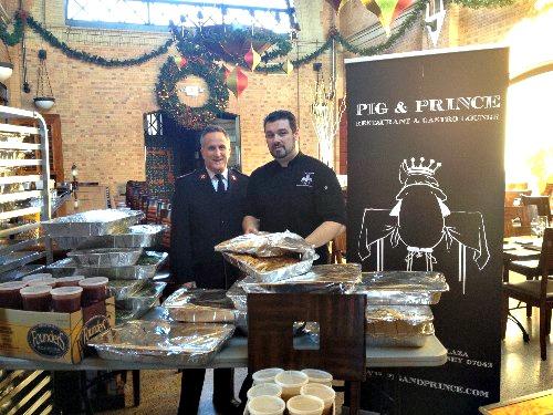 Pig & Prince Restaurant & Gatrolounge