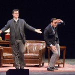 Stephen Colbert and Jimmy Fallon Let Loose at NJPAC to Benefit Montclair Film Festival