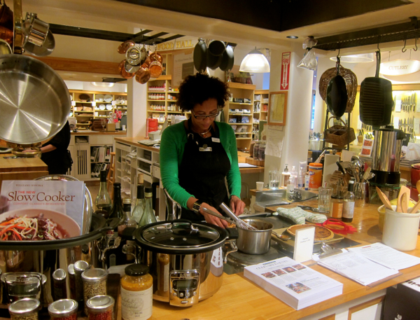 Williams Sonoma Of Montclair Offering Free Holiday Cooking