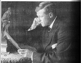 Arthur Wynne portrait