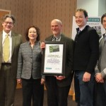 Montclair Center Goes Platinum!