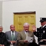 Bloomfield Mayor and Councilwoman Bid Farewell at Monday's Council Meeting