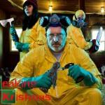 Best. Holiday Card. Ever. Breaking Bad Meets Breaking Kristmas
