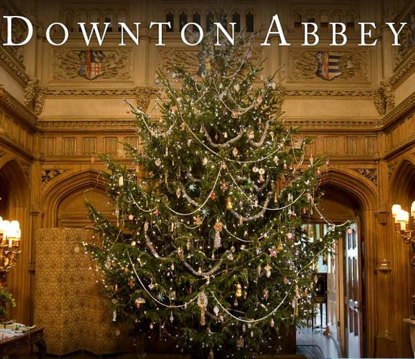 downton abbey christmas