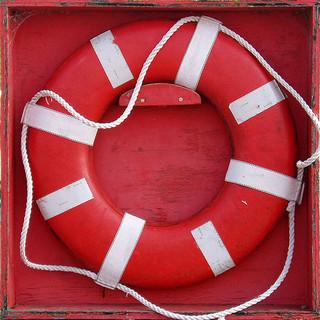 life ring -boat