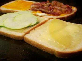 mac attack sandwiches