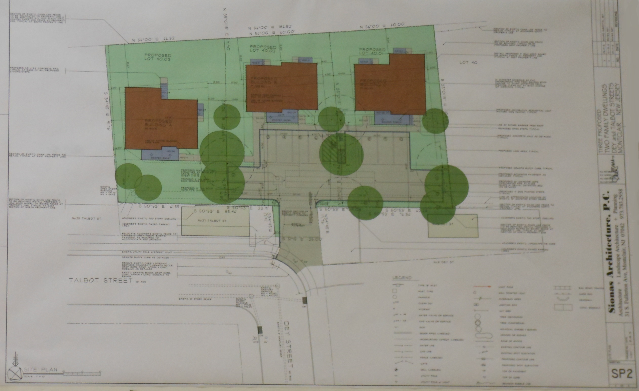 Frog Hollow Community Center Plan