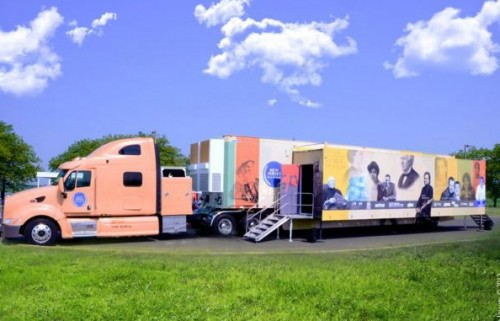 New Jersey Hall of Fame Mobile Museum