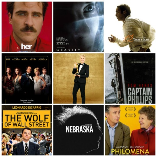 Oscar Nominees BEST PICTURE 2008 - YouTube
