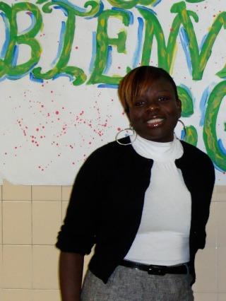 2014 honoree, Ms. Petal Robertson