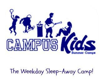 Campus Kids Weekday Sleepaway Camp