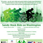 The Sandy Hook Ride on Washington Stops in Morristown on Sunday, including Montclair Rider Herb Jiménez