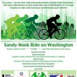 The Sandy Hook Ride on Washington Stops in Morristown on Sunday, including Montclair Rider Herb Jiménez