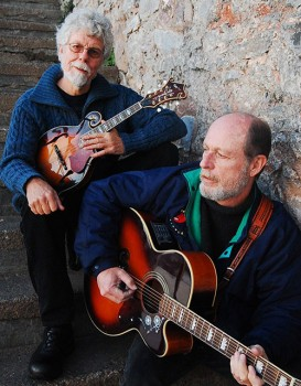 Paul Barrère and Fred Tackett