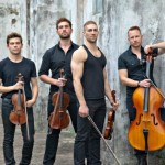 See a Group of Well-Strung Men at SOPAC