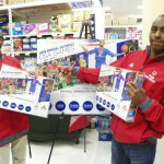 Brookdale ShopRite Gets Special Olympics Wheaties Box