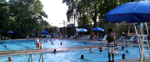 Montclair Towship Pool