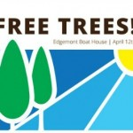 Free Trees, Get Your Free Trees at Edgemont Park Tomorrow!