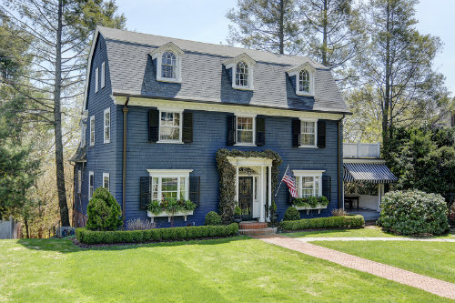 Yogi and Carmen Berra raised their family at 19 Highland Avenue in Montclair. The home is now listed for $888,000.