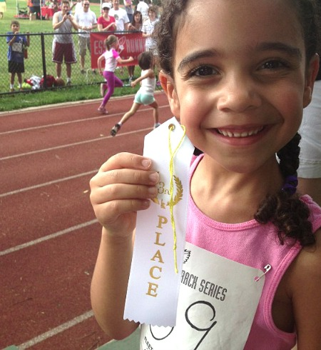 Essex Running Club Junior Track Series