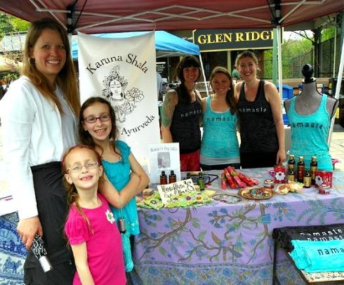 Glen Ridge Eco-Fair and Arts Festival