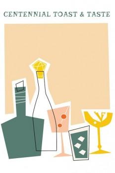centennial toast 2