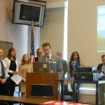 Local Leaders In Montclair Address Climate Change