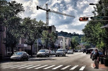 crane in montclair
