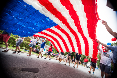 Montclair's Fourth of July in Photos