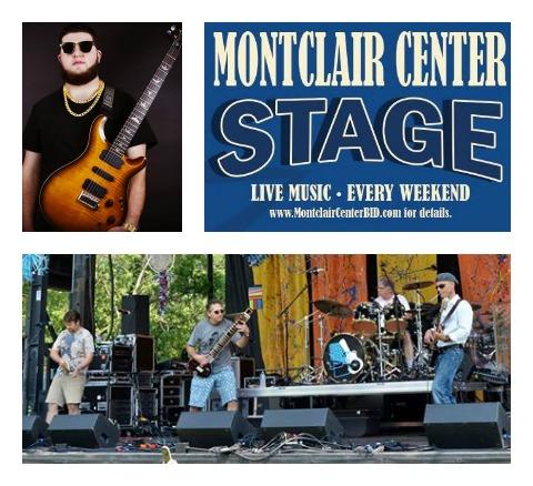 montclair center stage