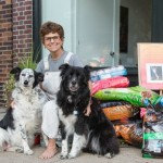 Dog Days Fundraiser Raises 500 Pounds of Food Donated to Montclair Animal Shelter
