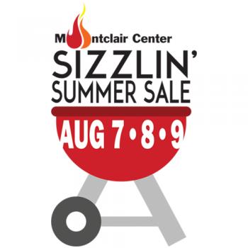 Montclair Center Sizzlin' Summer Sale