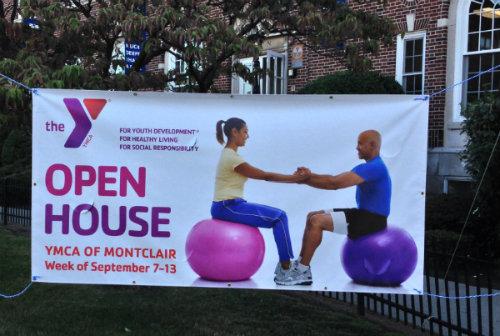 YMCA of Montclair Open House Week Starts Today