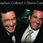 "Montclair Film Festival Hosts ""Conversation With Stephen Colbert and Steve Carell"""