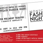 Montclair Fashion Night Out Moves to The Wellmont