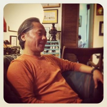 Longtime Glen Ridge resident, filmmaker and professor Herman Lew, who passed away Sept. 20, 2014.