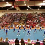 Montclair Cheerleading Teams Place Second