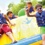 Fall Back Into Camp at Deer Mountain