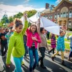 In The Schools: Edgemont Montessori Celebrates Peace Day