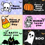 Pack Some Spooky Fun! Halloween Lunch Box Printables