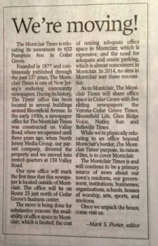 The Montclair Times