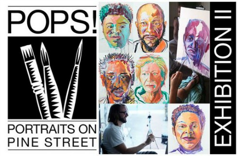 POPs: Portraits on Pine Street