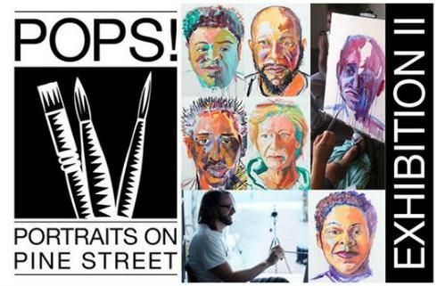 POPs: Portraits on Pine Street