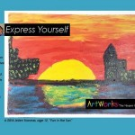 Express Yourself Exhibit at Montclair Art Museum