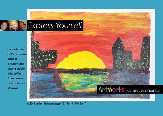 Express Yourself Exhibit