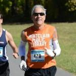 Dr. Ed Gold Runs Again For Montclair Public Library