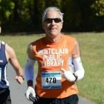 Montclair's Marathon Man Runs Again — Help Him Raise Funds For Library