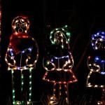 Local Tree Lightings and Santa Visits