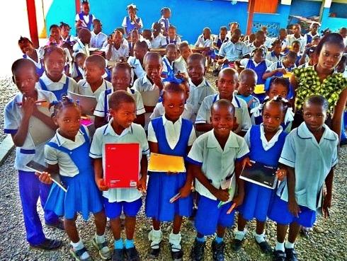 Gala for Haiti